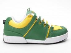 Es Rodrigo Skaterschuhe grün weiß gelb