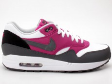 Nike Air Max 1 Essential 537383 105 weiß lila