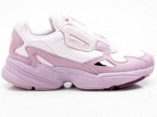 Adidas Falcon ZIP W EF1953 Damen Sneaker Turnschuhe Sportschuhe lila