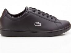 Lacoste Carnaby EVO BL 3 SUJ Damen Sneaker Synthetic schwarz