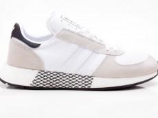 Adidas Marathon Tech EE4925 Unisex Sneaker weiß-schwarz