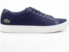 Lacoste L.12.12 BL 2 CAM Herren Sneaker Textile blau