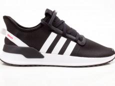 Adidas U_Path Run Herren Sportschuhe Turnschuhe Laufschuhe Sneaker G27639 schwarz-grau