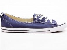 Converse Chuck Taylor CT Ballet Lace Slip 547165C blau