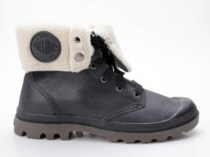 Palladium Baggy Leather S schwarz Winterstiefel Boots 02610072