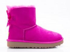 UGG W Mini Bailey Bow II 1016501 pink
