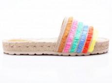 Soul Kathrine 688633 Rainbow Sandale multi bunt-braun