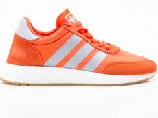 Adidas Iniki W Damen Schuhe Sneaker BA9998 orange-rot