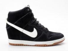 Nike WMNS Dunk Sky Hi 528899 002 schwarz