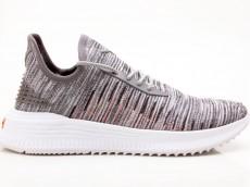 Puma AVID evoKNIT SU Herren Schuhe Sneaker 366434 01 grau-lila-weiß