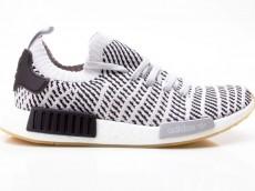Adidas NMD_R1 STLT PK Schuhe Herren Originals Sneaker CQ2387 grau-schwarz