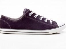Converse Chuck Taylor CT Dainty Ox Damen Sneaker 532361 dunkelbraun