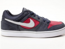 Nike Twilight Low SE 487949 406 blau rot