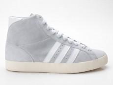 Adidas Basket Profi grau-weiß G63949