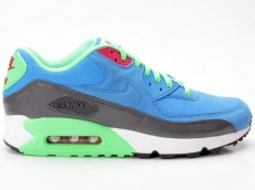Nike Air Max 90 Essential blau-grün 537384 404