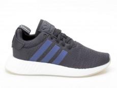 Adidas NMD_R2 W Schuhe Damen Originals Sneaker CQ2008 schwarz-weiß