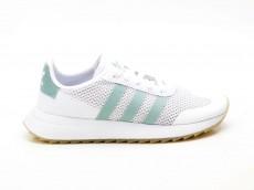 Adidas FLB W BY9685 weiß-grün-grau