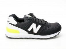 New Balance WL574CNA 545601-50 8 schwarz-weiß