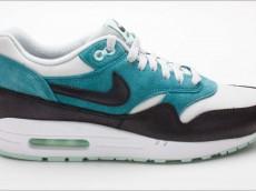Nike Air Max 1 Essential blau schwarz grau 599820 002