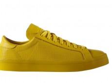 Adidas CourtVantage Adicolor S80254 gelb