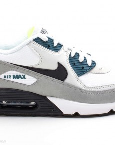 Nike Air Max 90 Essential white black prune 537384 105