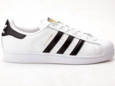 Adidas Superstar Schuhe Originals Sneaker Retro Klassiker C77124 weiß-schwarz