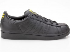 Adidas Superstar Pharrell Supersh S83346 schwarz-gelb