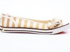 Rocket Dog Kitten Damen Schuhe beige-gold