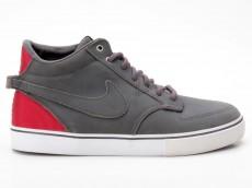 Nike Braata LR MID Premium 458699 006 grau rot