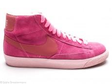 NIKE WMNS Blazer Mid pink light red 518171 602